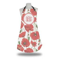 Poppies Apron (Personalized)
