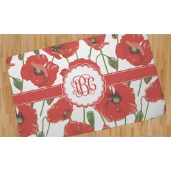 Poppies Area Rug (Personalized)