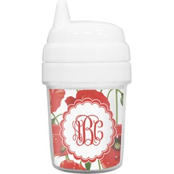 Poppies Baby Sippy Cup (Personalized)