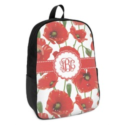 Poppies Kids Backpack (Personalized)