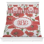 Poppies Comforter Set (Personalized)
