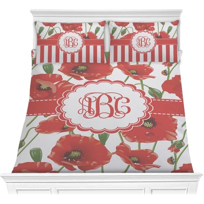 Poppies Comforters (Personalized)