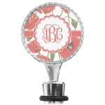 Poppies Wine Bottle Stopper (Personalized)