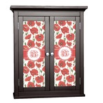 Poppies Cabinet Decal - Custom Size (Personalized)