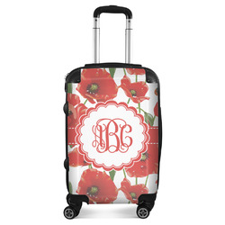 Poppies Suitcase (Personalized)