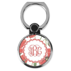 Poppies Cell Phone Ring Stand & Holder (Personalized)