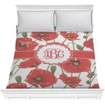 Poppies Comforter (Personalized)