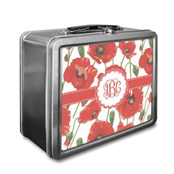Poppies Lunch Box (Personalized)
