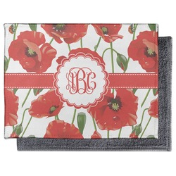 Poppies Microfiber Screen Cleaner (Personalized)