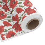 Poppies Custom Fabric by the Yard (Personalized)