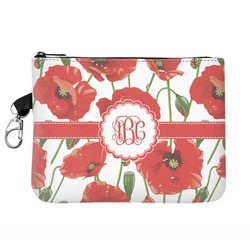 Poppies Golf Accessories Bag (Personalized)