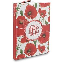 Poppies Hardbound Journal (Personalized)