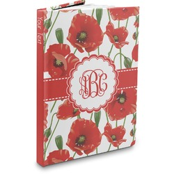 Poppies Hardbound Journal (Personalized)