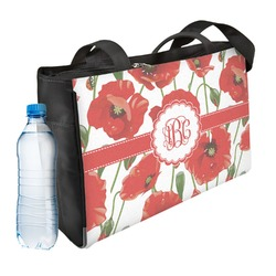 Poppies Ladies Workout Bag (Personalized)