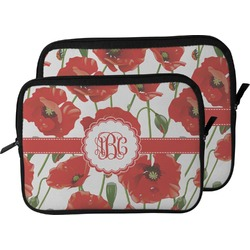 Poppies Laptop Sleeve / Case (Personalized)