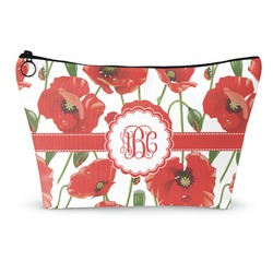 Poppies Makeup Bags (Personalized)