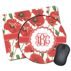 Poppies Mouse Pads (Personalized)