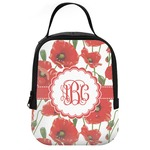 Poppies Neoprene Lunch Tote (Personalized)