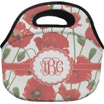 Poppies Lunch Bag (Personalized)