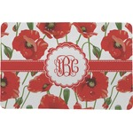 Poppies Comfort Mat (Personalized)