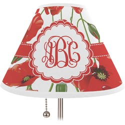 Poppies Lamp Shade (Personalized)