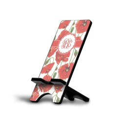 Poppies Phone Stand (Personalized)