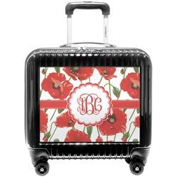 Poppies Pilot / Flight Suitcase (Personalized)