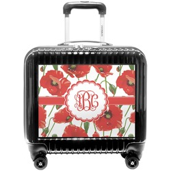 Poppies Pilot / Flight Suitcase (Personalized)