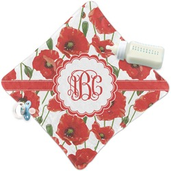 Poppies Security Blanket (Personalized)