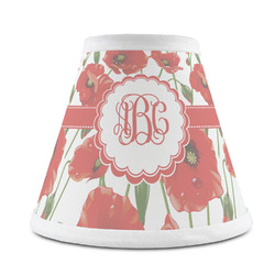 Poppies Chandelier Lamp Shade (Personalized)