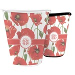 Poppies Waste Basket (Personalized)