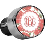 Poppies USB Car Charger (Personalized)