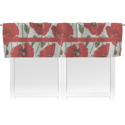 Poppies Valance (Personalized)