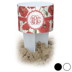 Poppies Beach Spiker Drink Holder (Personalized)