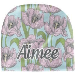Wild Tulips Baby Hat (Beanie) (Personalized)