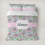 Wild Tulips Duvet Covers (Personalized)