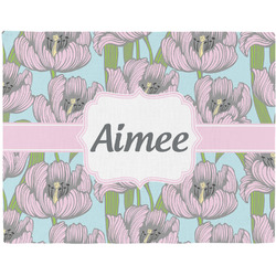 Wild Tulips Placemat (Fabric) (Personalized)