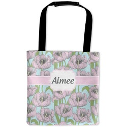 Wild Tulips Auto Back Seat Organizer Bag (Personalized)