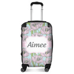 Wild Tulips Suitcase (Personalized)