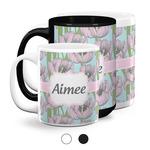 Wild Tulips Coffee Mugs (Personalized)