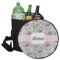 Wild Tulips Collapsible Cooler & Seat (Personalized)