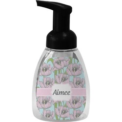 Wild Tulips Foam Soap Dispenser (Personalized)