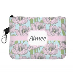 Wild Tulips Golf Accessories Bag (Personalized)