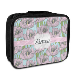 Wild Tulips Insulated Lunch Bag (Personalized)