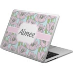 Wild Tulips Laptop Skin - Custom Sized (Personalized)