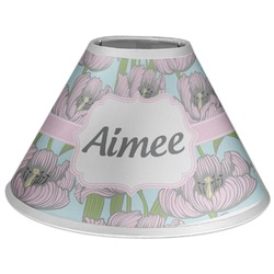 Wild Tulips Coolie Lamp Shade (Personalized)