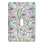Wild Tulips Light Switch Covers (Personalized)