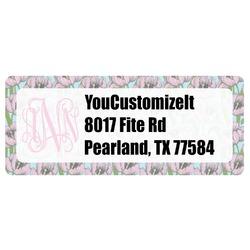 Wild Tulips Return Address Label (Personalized)
