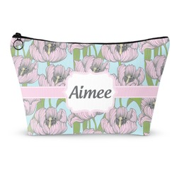 Wild Tulips Makeup Bags (Personalized)