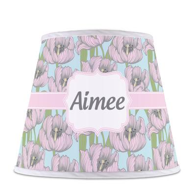 Wild Tulips Empire Lamp Shade (Personalized)